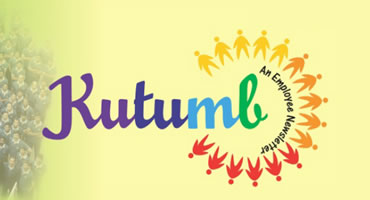 Kutumb an Employee Newsletter